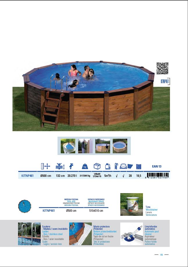 Auxitec auxigarden divisi n de jardiner a piscinas y for Piscinas plegables