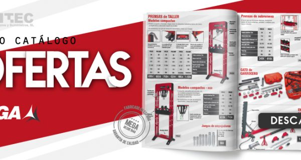 Nuevo Catalogo MEGA De Equipamiento Hidráulico